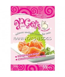 ANGEL'S SALMON SASHIMI TREATS CATS 17G