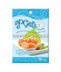 ANGEL'S SALMON SASHIMI TREATS DOGS 17G