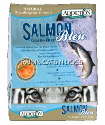 ADDICTION SALMON BLEU GF CAT FD (4LBS)