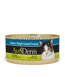 AVODERM NAT CAT OCEAN FISH CAN 5.5OZ
