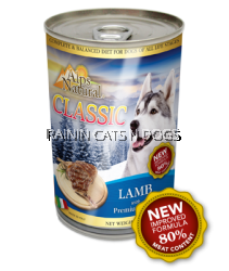 ALPS CLASSIC LAMB CAN 400G