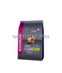 EUKANUBA ADULT SMALL BREED-CHICKEN 3KG