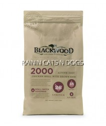 BLACKWOOD 2000-CHICKEN & CORN 2.2KG