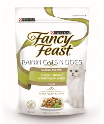 FANCY FEAST DRY CHICKEN TURKEY & VEGETABLES 450G