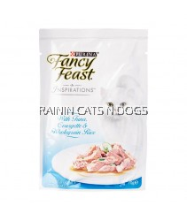 FANCY FEAST INSPIRATIONS TUNA, COURGETTE & WHOLEGRAIN RICE 70G