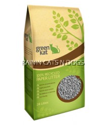 GREEN KAT CAT LITTER (24LIT)