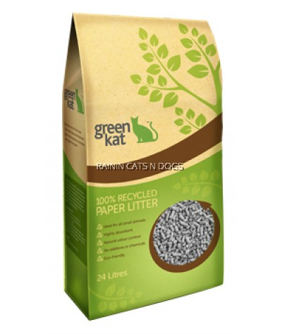 GREEN KAT CAT LITTER (6LIT)