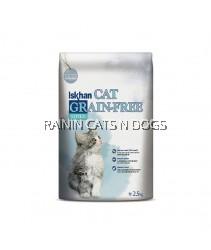 ISKHAN CAT GRAIN FREE KITTEN (2.5KG)