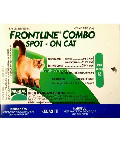 FRONTLINE COMBO SPOT ON CAT