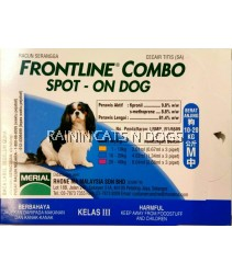 FRONTLINE COMBO SPOT ON DOG (M)