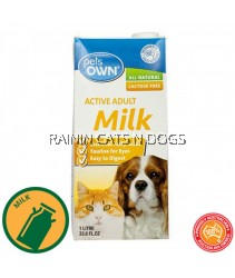 PETS OWN MILK (1LITRE)
