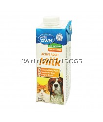 PETS OWN MILK FOR CATS & DOGS 250ML
