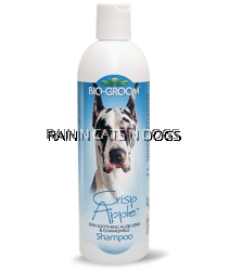 BIO-GROOM CRISP APPLE S'POO 12OZ