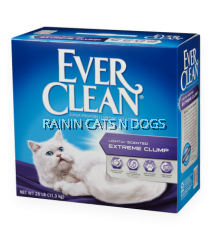 EVER CLEAN EXTRA STRENGTH SCENTED 25LB