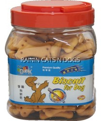 BARK DOG CHICKEN BISCUITS 350G