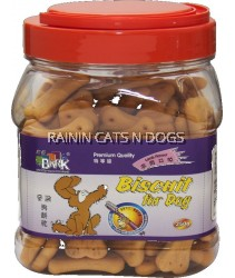 BARK DOG LAMB BISCUITS 350G
