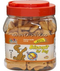 BARK DOG TURKEY BISCUITS 350G