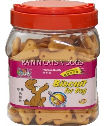 BARK DOG COD FISH BISCUITS 350G