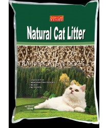 ARISTOCAT NATURAL PINE CAT LITTER 10KG