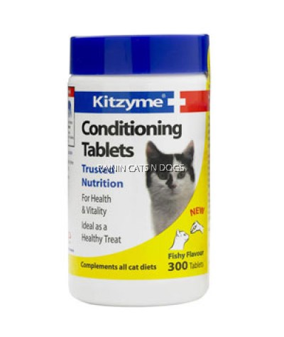 KITZYME CONDITIONING TABLETS (300TABLETS)