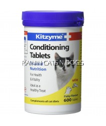 KITZYME CONDITIONING TABLETS (600 TABLETS)