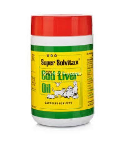 SUPER SOLVITAX COD LIVER OIL 90's