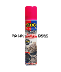 FIDO ANTI-BACTERIA AEROSOL CAT SPRAY 100ML