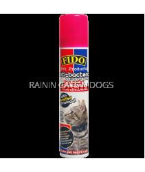 FIDO ANTI-BACTERIA AEROSOL CAT SPRAY 100ML