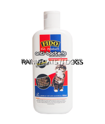 FIDO ANTI-BACTERIA CAT S'POO 350ML