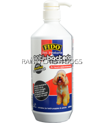 FIDO ANTI-BACTERIA DOG SHAMPOO 1LIT