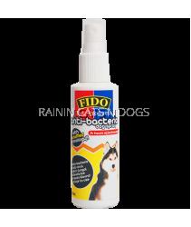 FIDO ANTI-BACTERIA PUMP DOG SPRY 100ML