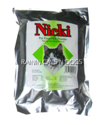 NICKI CAT MILK POWDER 500G
