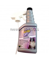 URINE OFF PET CAT SPRAYER 500ML