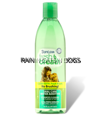 TROPICLEAN WATER ADDITIVE DOG 16OZ