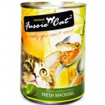 FUSSIE CAT FRESH MACKEREL CAN 400G