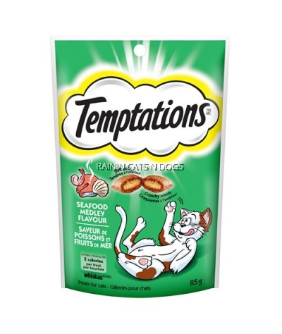 TEMPTATIONS SEAFOOD MEDLEY (85G)