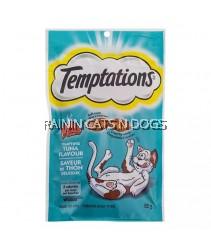 TEMPTATIONS TEMPTING TUNA FLAVOUR (85G)