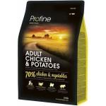 PROFINE ADULT CHICKEN & POTATOES (3KG)