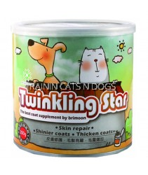 Brimoon Twinkling Star Pet Coat Supplement for Dogs and Cats (200G)