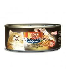 24X Cindy's Recipe Original Tuna White Meat With Chicken in Broth (80g)
