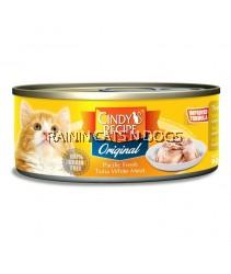 24X Cindy's Recipe Original Pacific Fresh Tuna White Meat 80g
