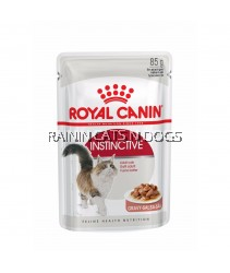 12X ROYAL CANIN INSTINCTIVE GRAVY (85G)