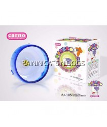 "CARNO HAMSTER RUNNING WHEEL WITH HOLDER (M) 4.8"" - RJ105"