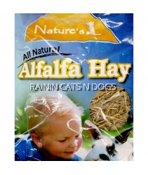 Natures 1 All Natural Alfalfa Hay (500g)