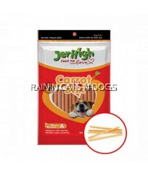 JERHIGH TREATS - CARROT STICK (100G)