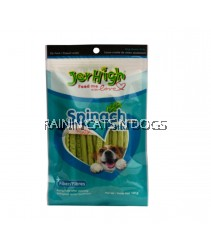 JERHIGH TREATS - SPINACH STICK (100G)
