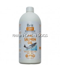 Brit Care Super Premium Quality Salmon Oil 1000ml