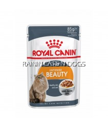 12X ROYAL CANIN INTENSE BEAUTY WET POUCH (85G)