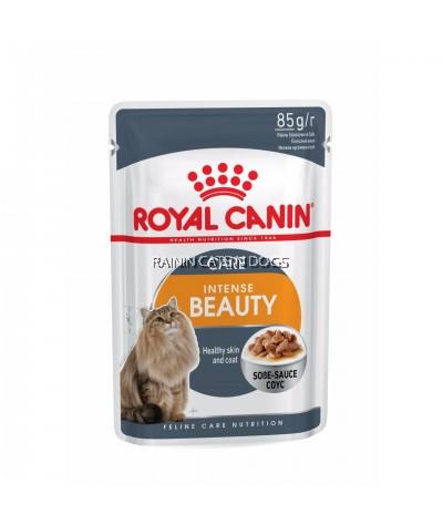 12X ROYAL CANIN INTENSE BEAUTY WET POUCH (85G)