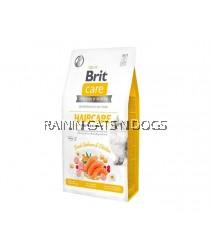 Brit Care Grain Free Cat Food Haircare 2kg